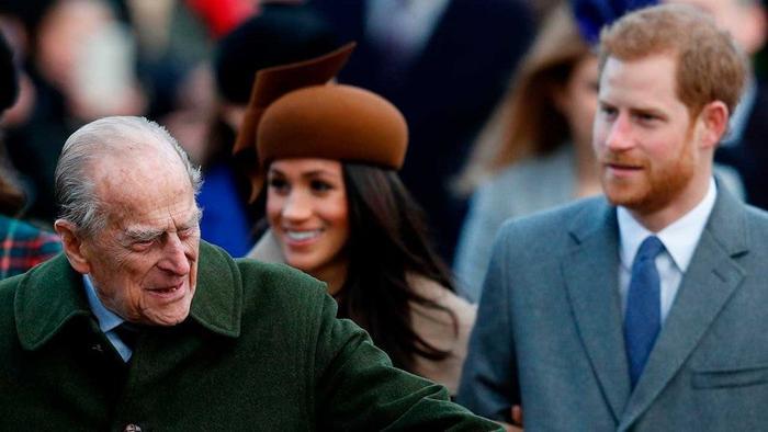 Ông nội qua đời, Hoàng tử Harry và cháu dâu Meghan có về Anh giữa xích mích với hoàng gia? Ảnh 1