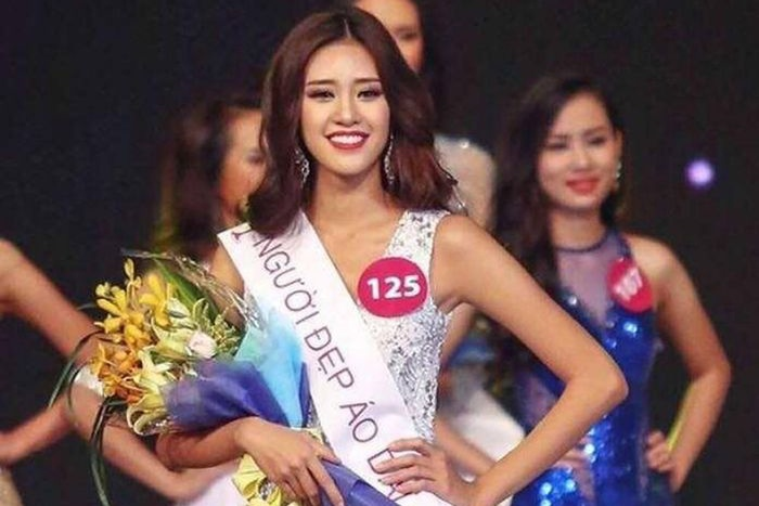 Khánh Vân: 'Tôi đam mê thi sắc đẹp, đầy tự hào khi đại diện Việt Nam tại Miss Universe 2020' Ảnh 10