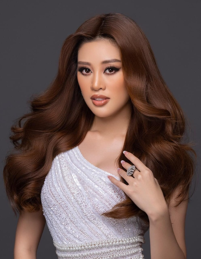 Khánh Vân: 'Tôi đam mê thi sắc đẹp, đầy tự hào khi đại diện Việt Nam tại Miss Universe 2020' Ảnh 4