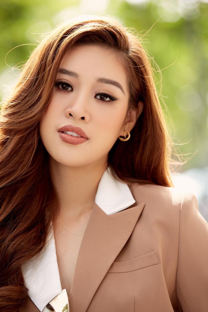 Khánh Vân: 'Tôi đam mê thi sắc đẹp, đầy tự hào khi đại diện Việt Nam tại Miss Universe 2020' Ảnh 1