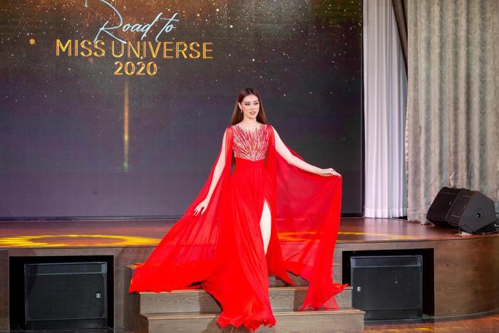 Khánh Vân: 'Tôi đam mê thi sắc đẹp, đầy tự hào khi đại diện Việt Nam tại Miss Universe 2020' Ảnh 14
