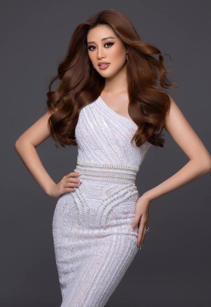 Khánh Vân: 'Tôi đam mê thi sắc đẹp, đầy tự hào khi đại diện Việt Nam tại Miss Universe 2020' Ảnh 3