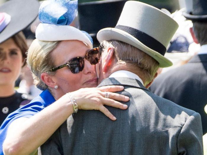 17 khoảnh khắc chứng minh Hoàng thân Philip chỉ là một người ông bình thường Ảnh 5