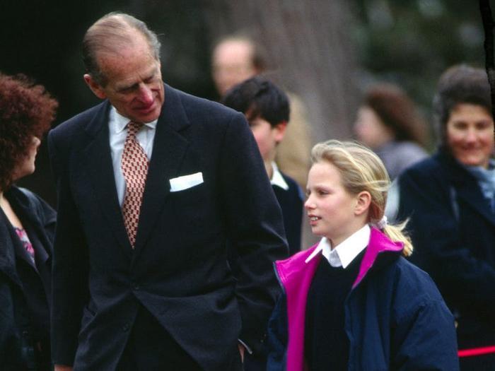 17 khoảnh khắc chứng minh Hoàng thân Philip chỉ là một người ông bình thường Ảnh 4