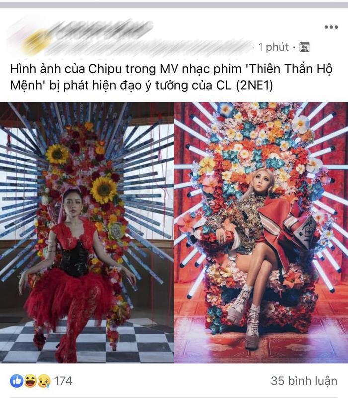 Chi Pu và 'liên hoàn phốt' đạo nhái: Hết mẫu nail giờ đến concept chụp ảnh của CL, Jennie? Ảnh 5