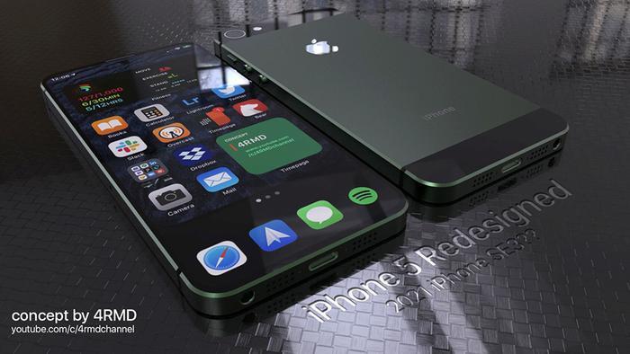 iPhone SE 3 'lụi tim' iFan với thiết kế 'sang chảnh' miễn chê, màn hình tràn viền thời thượng Ảnh 1