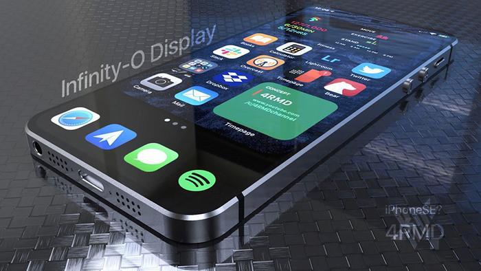 iPhone SE 3 'lụi tim' iFan với thiết kế 'sang chảnh' miễn chê, màn hình tràn viền thời thượng Ảnh 2