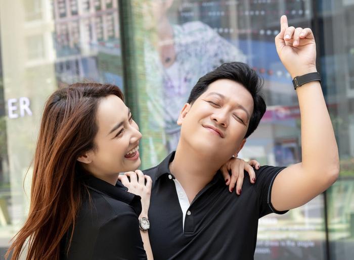 Công chúa nhà Nhã Phương phổng phao, ông bố nghiện con Trường Giang tập thể dục cực vui với bé Destiny Ảnh 2