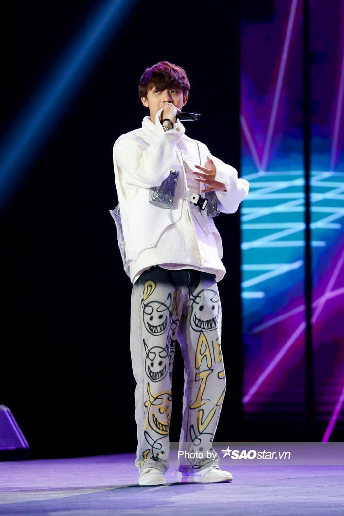 Nhật Hoàng King Of Rap: 'Tôi nhìn thấy bản thân mình ở Duy Long, ấn tượng tài tạo beat của Đăng Bách' Ảnh 2