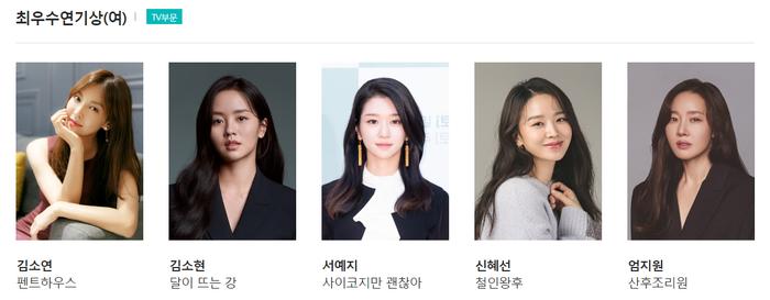 Đề cử 'Baeksang 2021': Kim So Yeon kèn cựa Seo Ye Ji, Song Joong Ki đối đầu Lee Jun Ki - Kim Soo Hyun! Ảnh 3