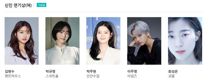 Đề cử 'Baeksang 2021': Kim So Yeon kèn cựa Seo Ye Ji, Song Joong Ki đối đầu Lee Jun Ki - Kim Soo Hyun! Ảnh 7