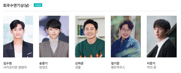 Đề cử 'Baeksang 2021': Kim So Yeon kèn cựa Seo Ye Ji, Song Joong Ki đối đầu Lee Jun Ki - Kim Soo Hyun! Ảnh 2