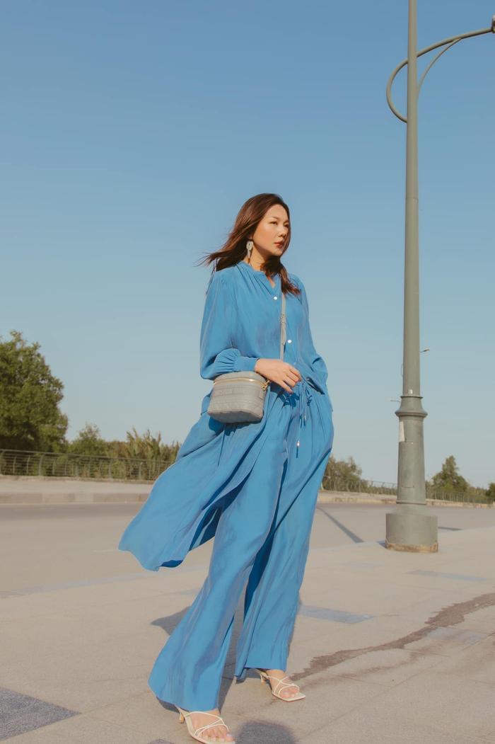Hai ngọc nữ điện ảnh mỗi lần mặc màu xanh lại khiến dân tình nhốn nháo Ảnh 5