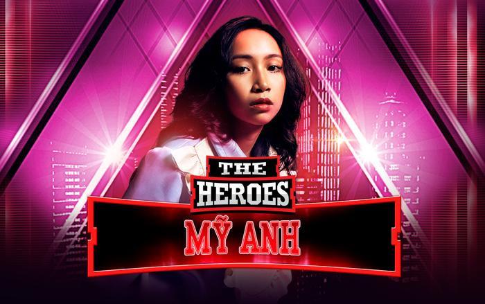 Quá xuất sắc: Mỹ Anh gia nhập đường đua The Heroes, tự mình cân luôn vai trò Producer! Ảnh 1