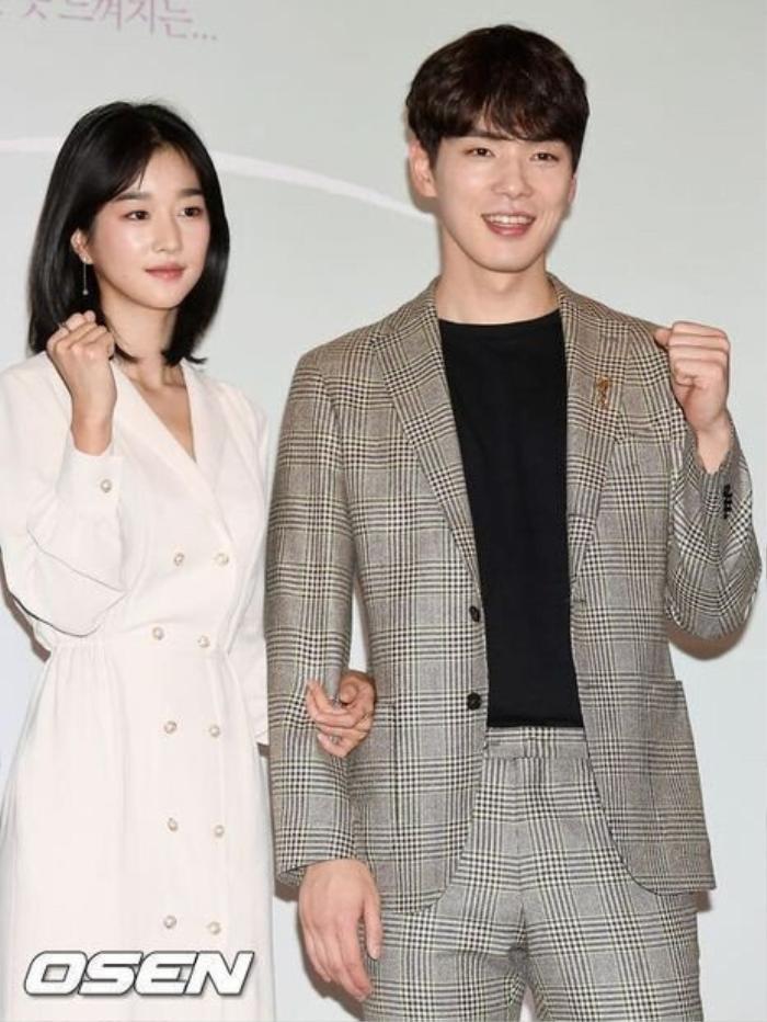 Công ty Kim Jung Hyun - Seo Ye Ji thờ ơ lên tiếng! Ảnh 4