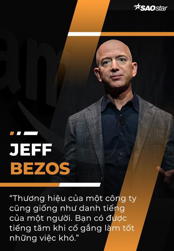 10 câu nói truyền cảm hứng của tỷ phú giàu nhất thế giới Jeff Bezos Ảnh 1