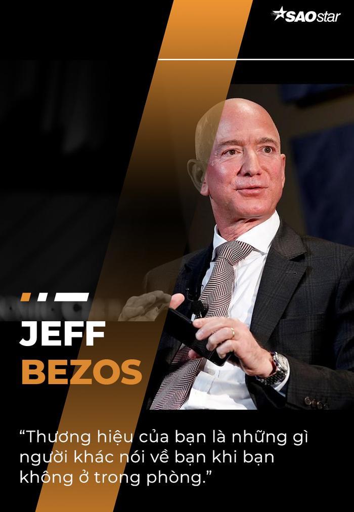 10 câu nói truyền cảm hứng của tỷ phú giàu nhất thế giới Jeff Bezos Ảnh 2