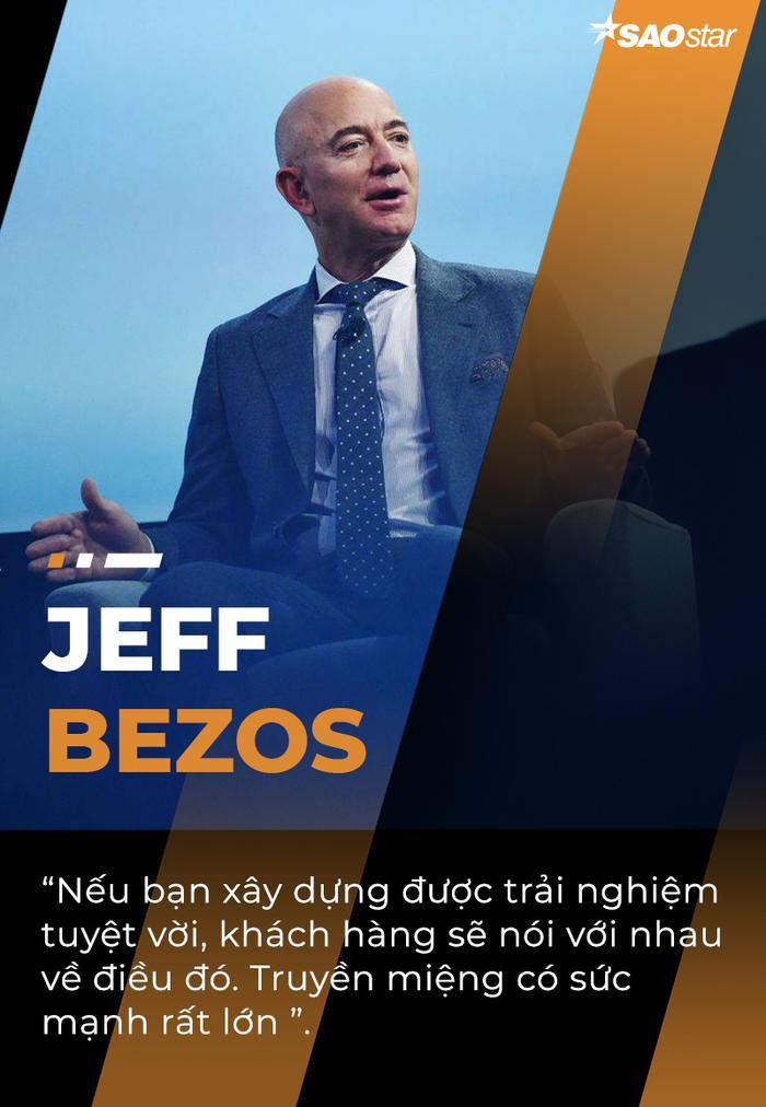 10 câu nói truyền cảm hứng của tỷ phú giàu nhất thế giới Jeff Bezos Ảnh 6