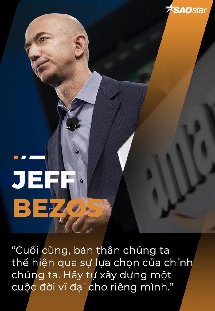 10 câu nói truyền cảm hứng của tỷ phú giàu nhất thế giới Jeff Bezos Ảnh 9