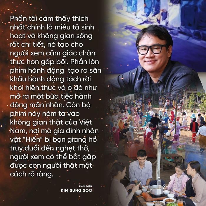 Thêm một đạo diễn nổi tiếng xứ Hàn hết lời khen ngợi bom tấn 'Lật Mặt: 48H' của Lý Hải Ảnh 4