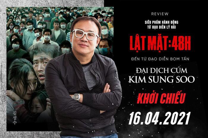 Thêm một đạo diễn nổi tiếng xứ Hàn hết lời khen ngợi bom tấn 'Lật Mặt: 48H' của Lý Hải Ảnh 2