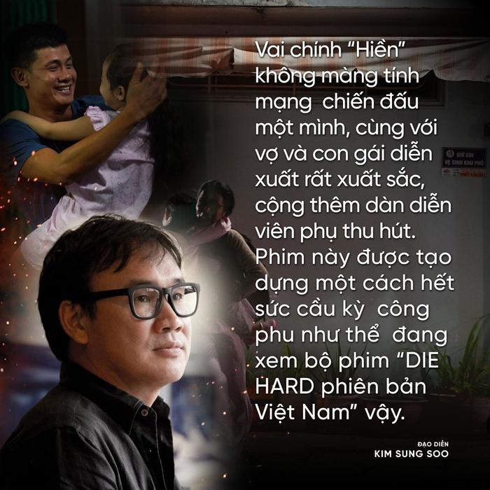 Thêm một đạo diễn nổi tiếng xứ Hàn hết lời khen ngợi bom tấn 'Lật Mặt: 48H' của Lý Hải Ảnh 3
