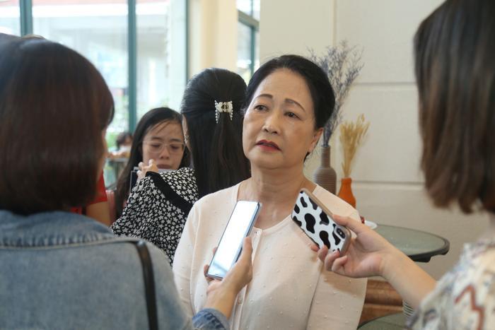 Thu Quỳnh - Phương Oanh tái xuất trong phim mới 'Hương vị tình thân' Ảnh 5