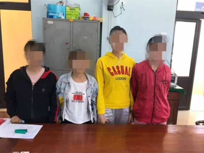 Giải cứu 8 thiếu nữ bị bắt nhốt và tra tấn trong quán karaoke, ép buộc bán dâm cho khách Ảnh 1