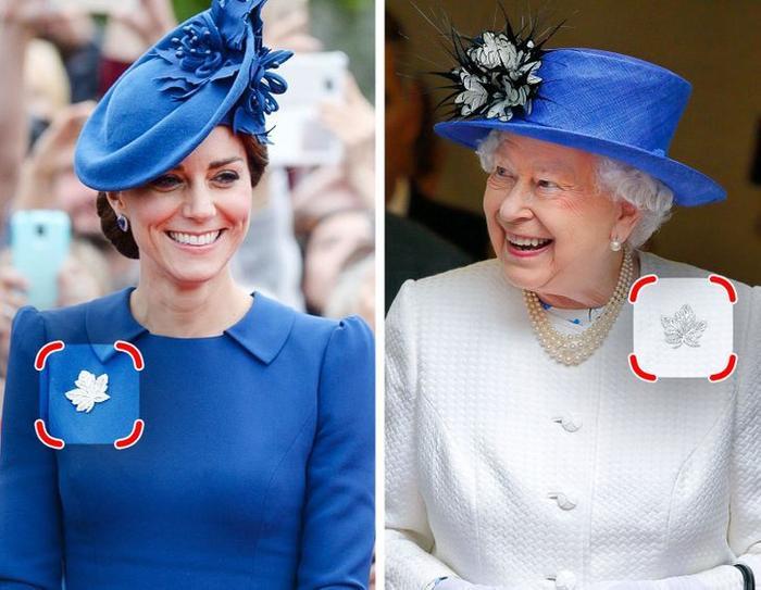 Bí ẩn tủ đồ Hoàng gia: Thông điệp ẩn giấu trong phụ kiện của phụ nữ Hoàng gia Ảnh 7