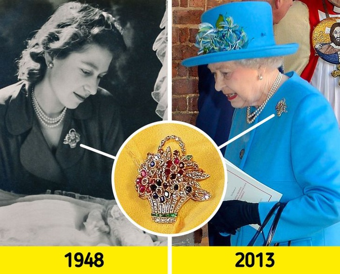 Bí ẩn tủ đồ Hoàng gia: Thông điệp ẩn giấu trong phụ kiện của phụ nữ Hoàng gia Ảnh 1