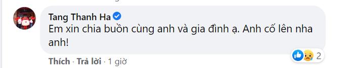 Dàn diễn viên Bỗng dưng muốn khóc cùng nhiều sao Việt đồng loạt chia buồn khi bố ruột Hiếu Hiền qua đời Ảnh 3