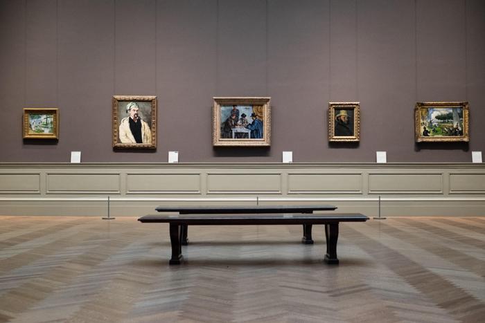 Khám phá viện bảo tàng mỹ thuật Metropolitan nổi tiếng Thế giới qua trang chủ của Google Ảnh 4