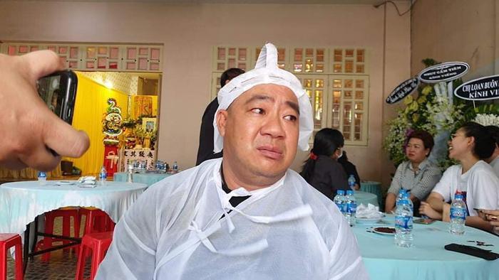 Những ngày cuối đời của cố nghệ sĩ Đức Lang qua lời kể của diễn viên Hiếu Hiền Ảnh 5