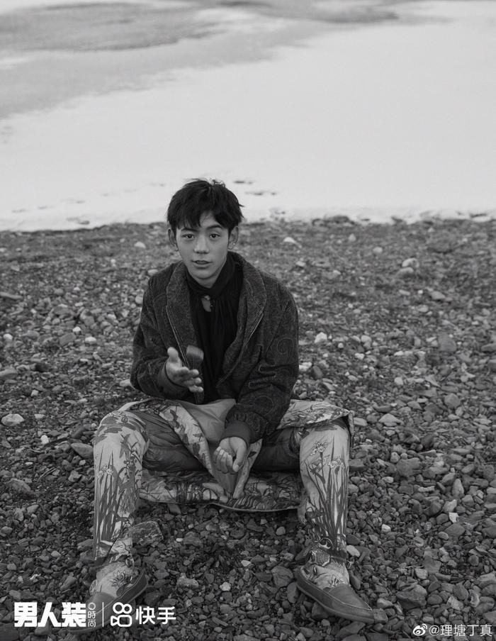 'Hotboy Tây Tạng' Đinh Chân đóng phim điện ảnh với các diễn viên nổi tiếng Ảnh 7