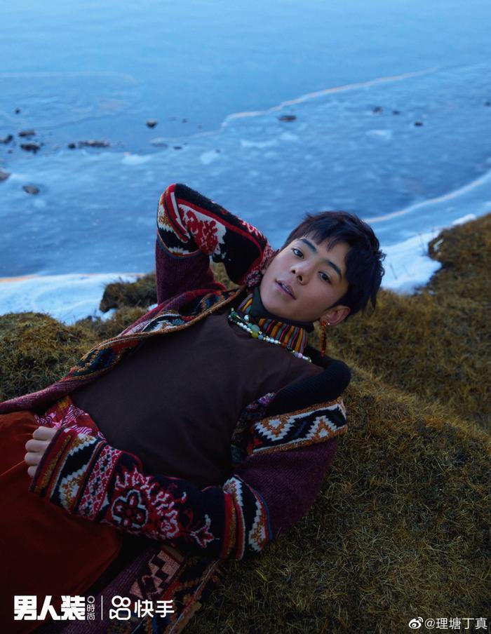 'Hotboy Tây Tạng' Đinh Chân đóng phim điện ảnh với các diễn viên nổi tiếng Ảnh 5