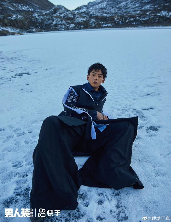 'Hotboy Tây Tạng' Đinh Chân đóng phim điện ảnh với các diễn viên nổi tiếng Ảnh 6
