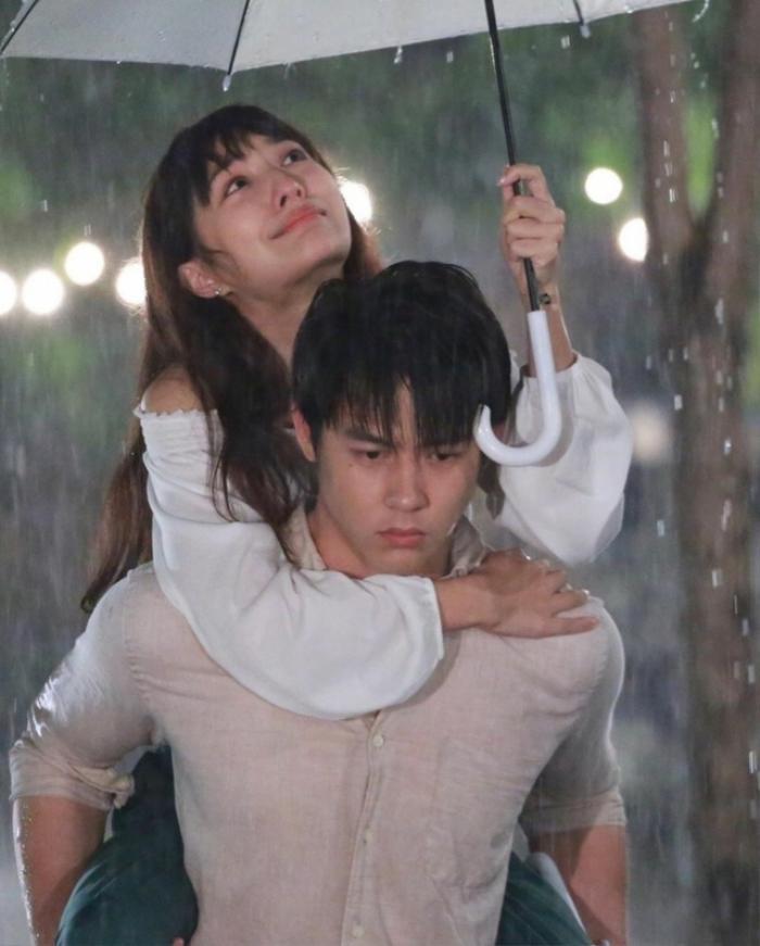 'Yêu thầm anh xã' của Mark Prin và Mew Nittha chính thức ra mắt khán giả Việt! Ảnh 3