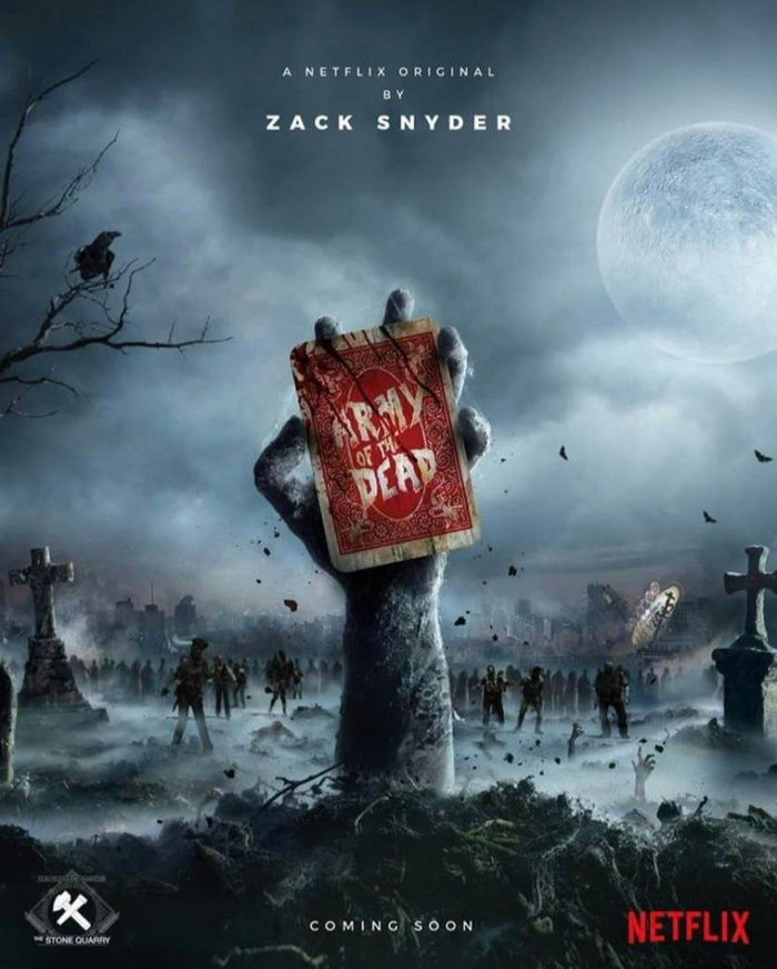 Army of the Dead: Zombie thông minh cỡ này thì đỡ làm sao được!