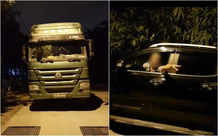 Hà Nội: Đối tượng hung hăng dọa đánh Thanh tra giao thông khi đang làm nhiệm vụ Ảnh 1