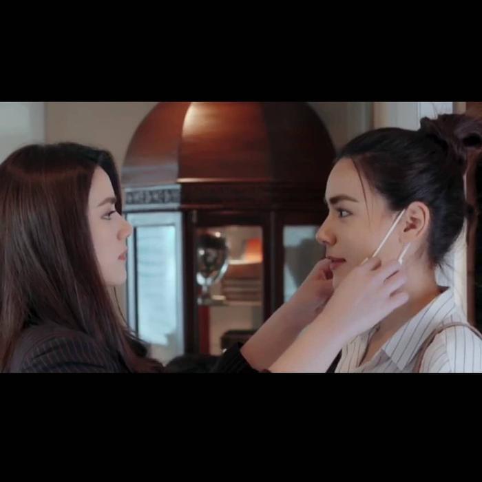 'Song Sanaeha' sắp lên sóng: Ngập tràn cảnh nóng của Kimmy Kimberley, khuyến cáo Mark Prin không nên xem!
