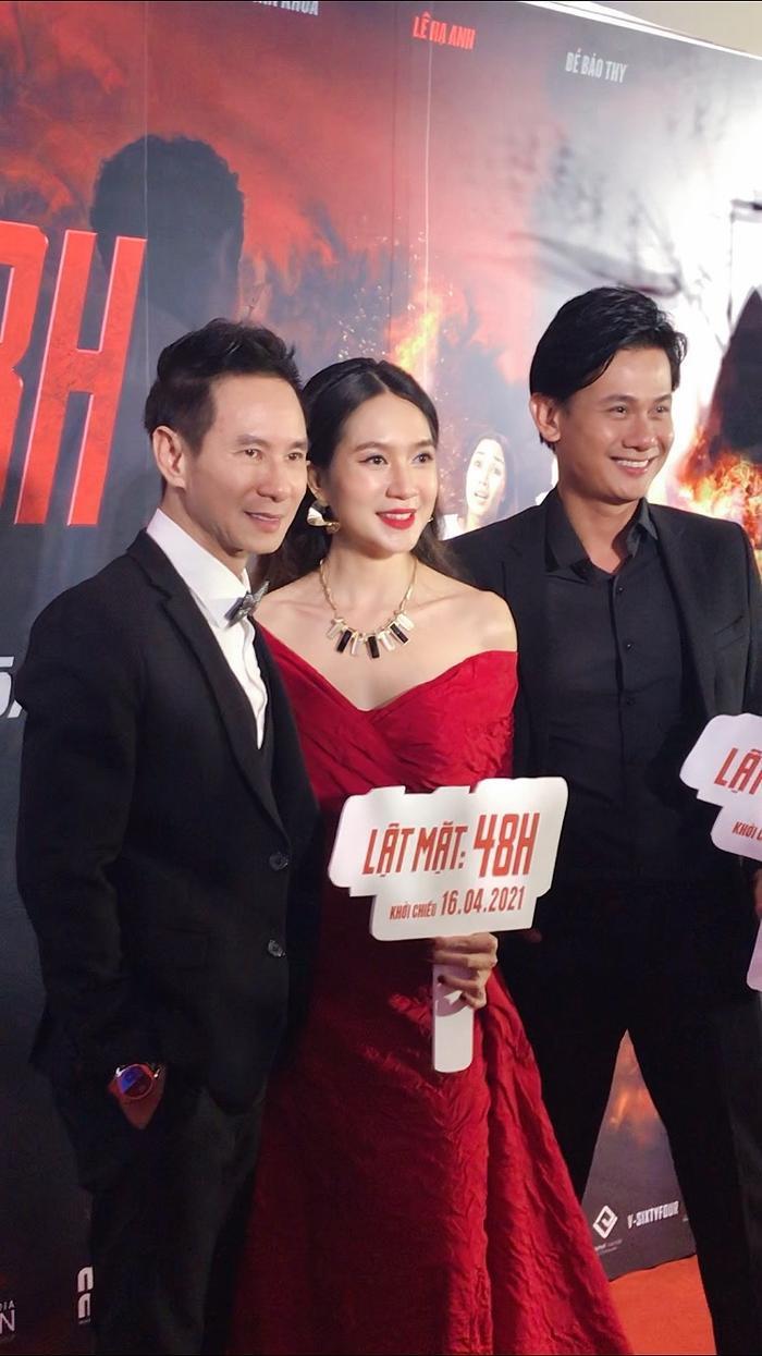 Phản ứng sao Việt trước khi xem 'Lật mặt 5' của Lý Hải: Mong đạt 200 tỷ, sẽ thành công như 'Bố già'! Ảnh 3