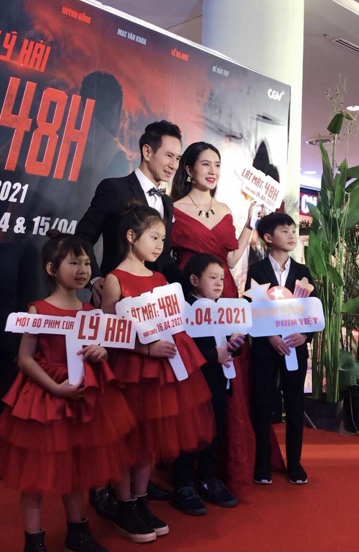 Phản ứng sao Việt trước khi xem 'Lật mặt 5' của Lý Hải: Mong đạt 200 tỷ, sẽ thành công như 'Bố già'! Ảnh 1