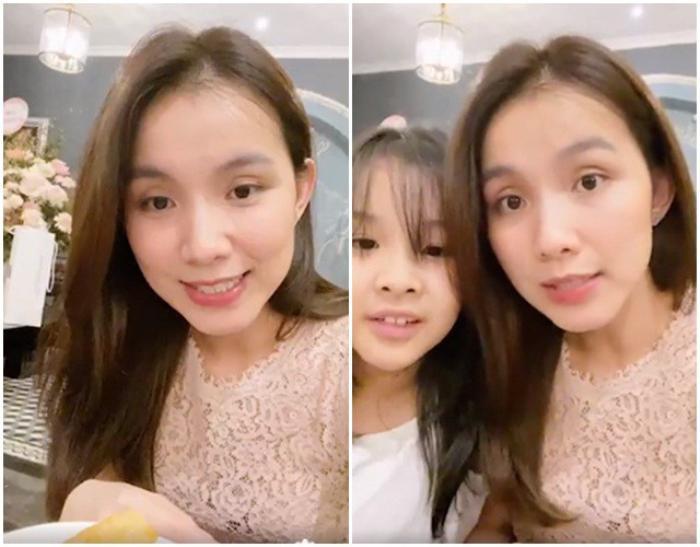 Con gái hoa hậu Thùy Lâm chiếm hết spotlight khi lọt vào livestream của mẹ Ảnh 2