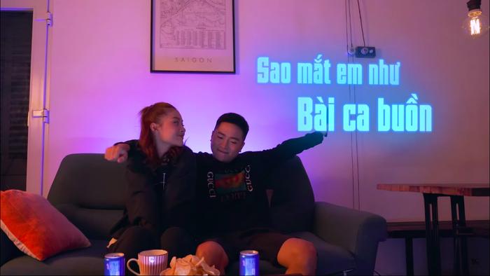 RIGHT (King of Rap): 'Nếu tôi và Lona yêu nhau thật chắc vui lắm' Ảnh 2