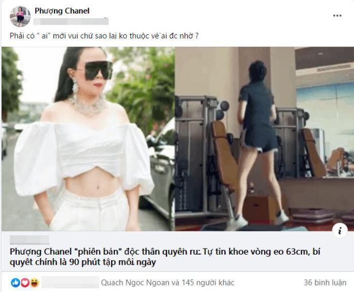 Lộ nghi vấn Quách Ngọc Ngoan 'gương vỡ lại lành' với Phượng Chanel? Ảnh 1