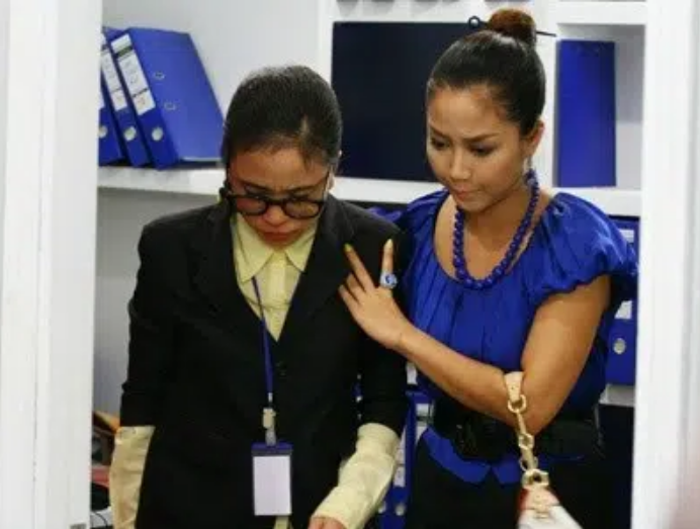 Ốc Thanh Vân - Từ nữ MC đa tài đến vai diễn tái xuất sau 6 năm vắng bóng màn ảnh rộng Ảnh 11