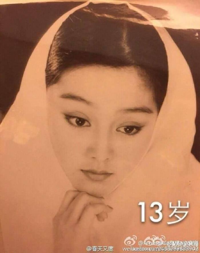 Vẻ đẹp của Phạm Băng Băng thời niên thiếu từng khiến trường học 'náo loạn' Ảnh 3