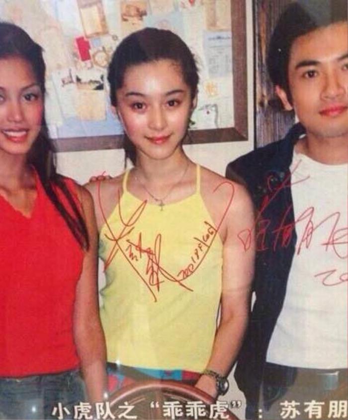 Vẻ đẹp của Phạm Băng Băng thời niên thiếu từng khiến trường học 'náo loạn' Ảnh 7