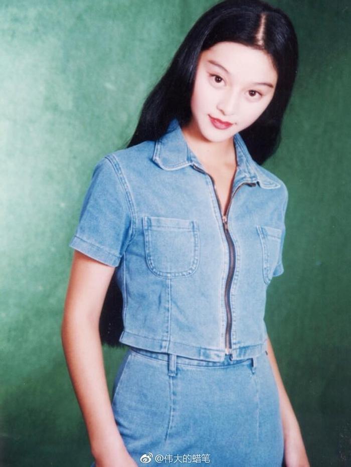 Vẻ đẹp của Phạm Băng Băng thời niên thiếu từng khiến trường học 'náo loạn' Ảnh 5