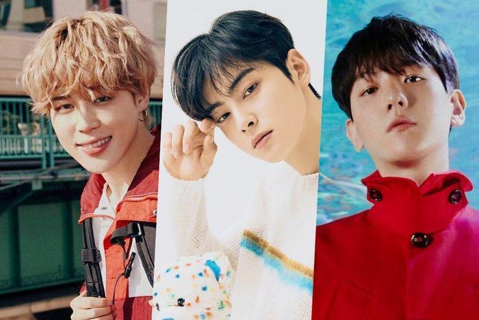 BXH thương hiệu thành viên boygroup tháng 4/2021: Baekhyun bắt tay Eunwoo 'phá mộng' thống trị của BTS